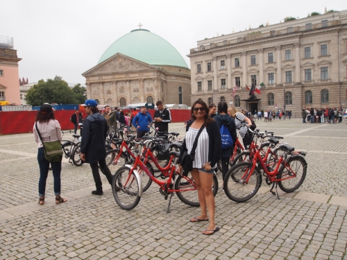 Great bike tour by Fat Tire Tours