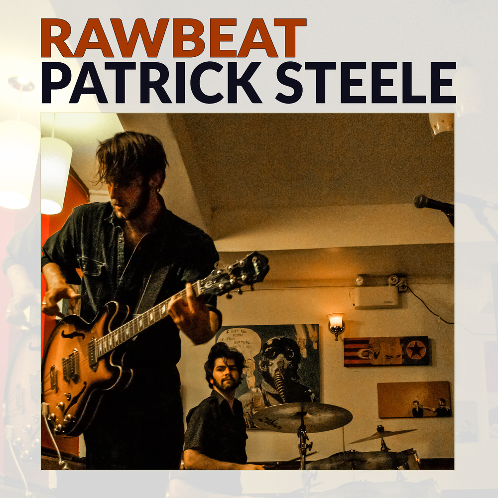 Patrick Steele - Rawbeat