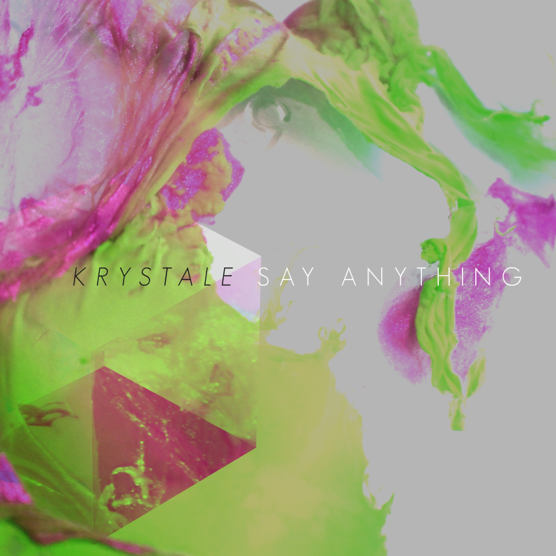 Say Anything - Krystale