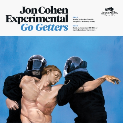 Chit-Chat | Jon Cohen - Go Getter LP  Jon Cohen Experimental perfectly encapsulates a Montreal ethic: where many of us might dip our toes in and decide a year or two later that the water is too cold, Cohen's music persists.
