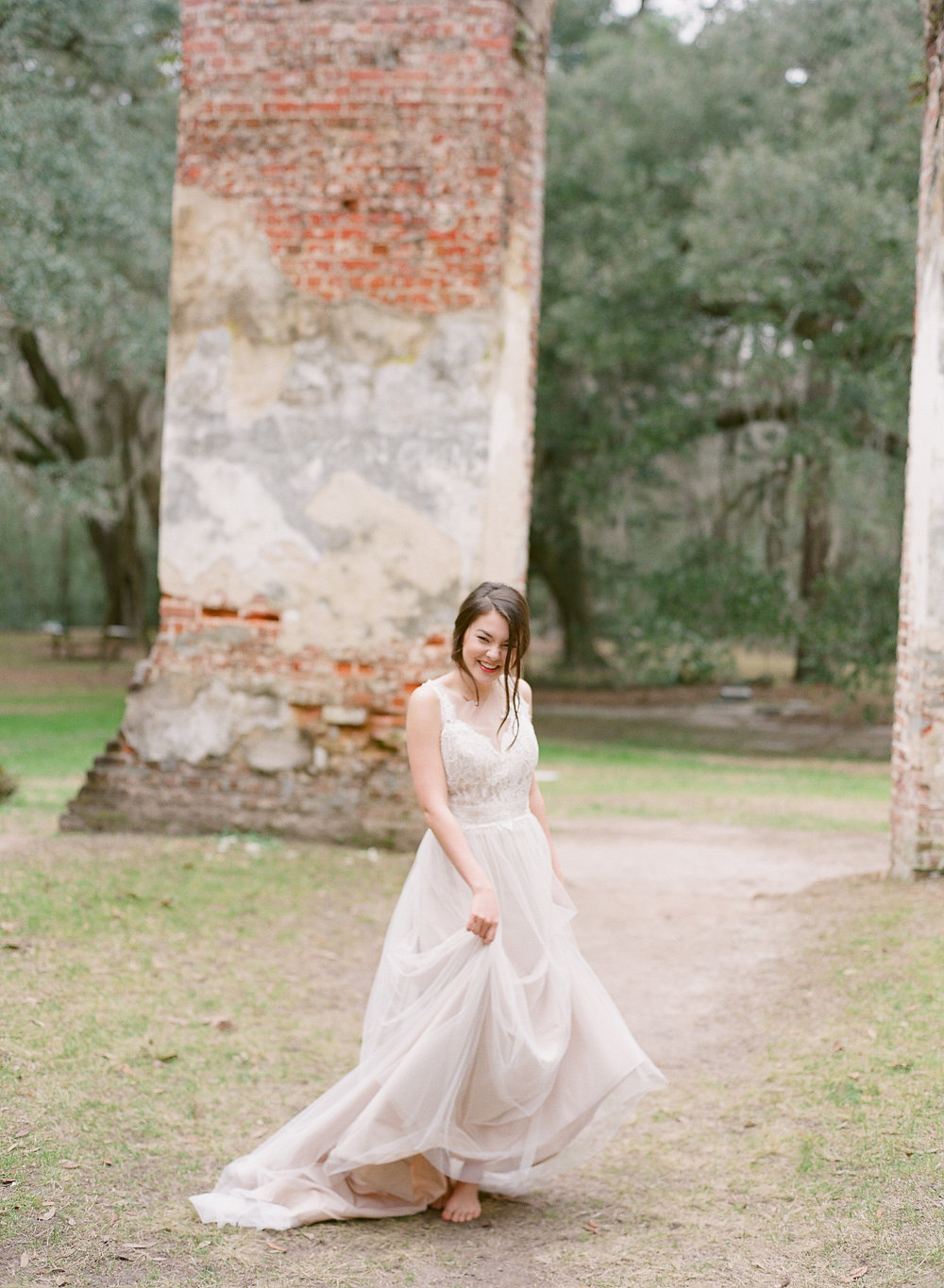 savannah-soiree-the-happy-bloom-old-sheldon-church-ruins