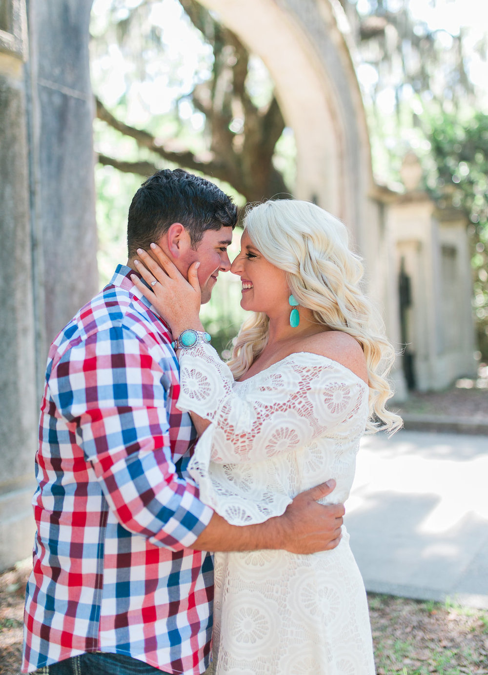 southern-engagement-at-wormsloe-plantation
