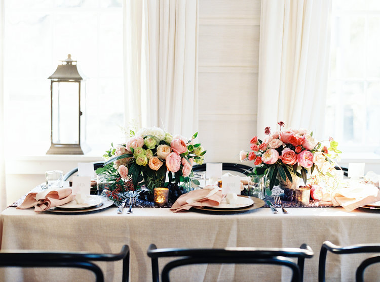 Styling by Gray Harper Event Maker and photography by The Happy Bloom.