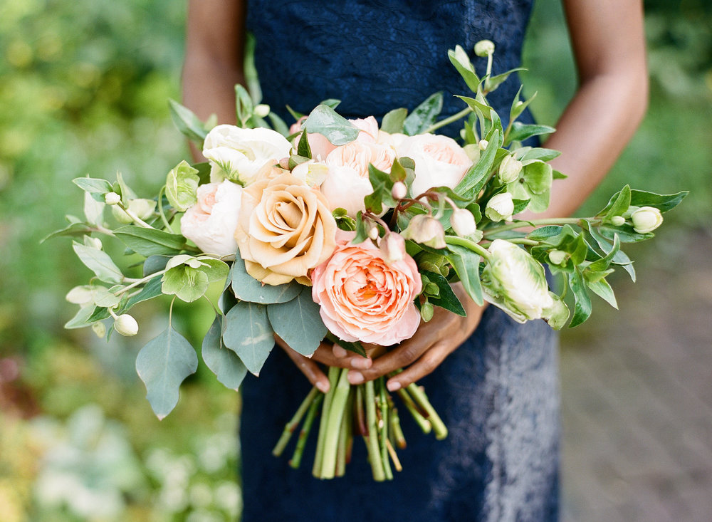 Bouquet by Gray  Harper Event Maker . Photography by Anna  Shakleford Photography .