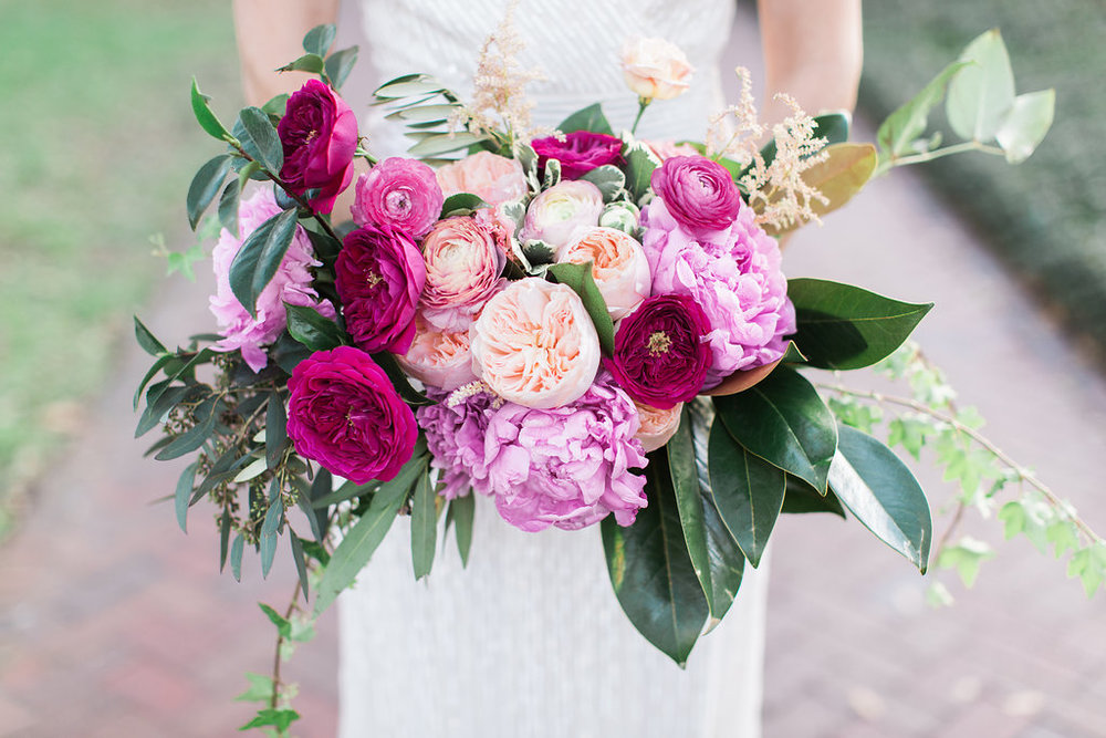 Bouquet by  Ivory & Beau  | Photography by  Apt. B Photogarphy