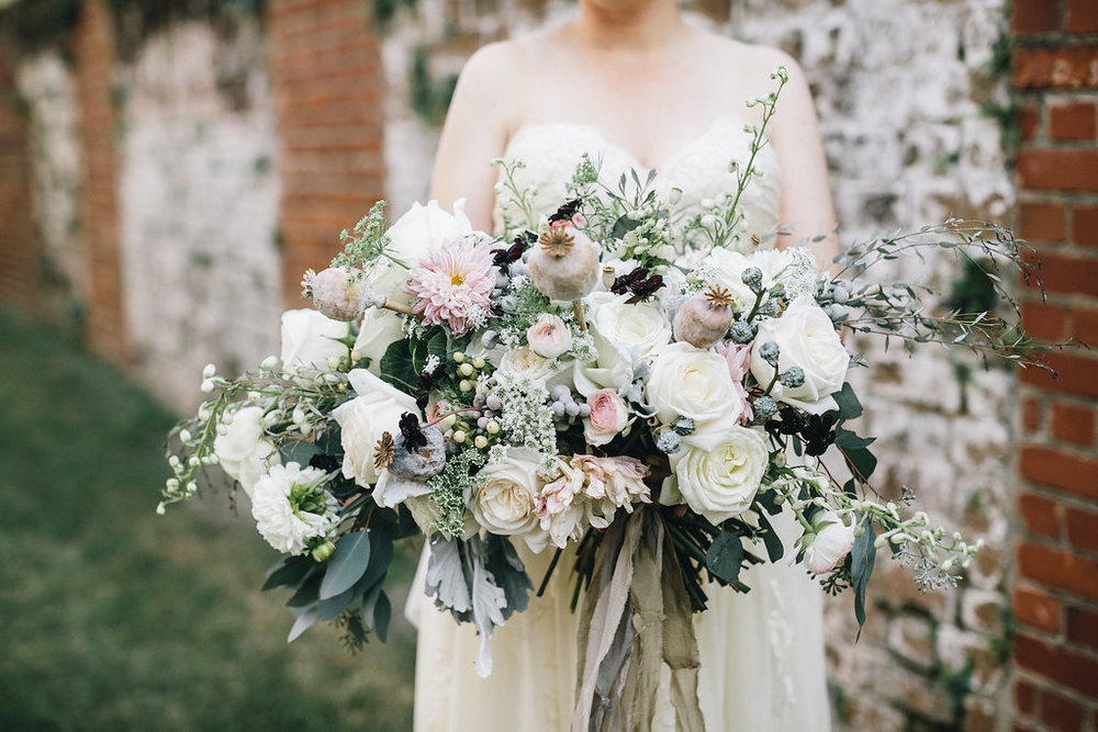 Bouquet by  Ivory & Beau  | Photography by  Mackensey Alexander