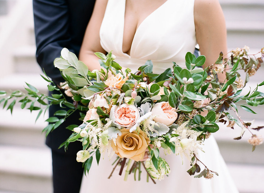 Bouquet by  Gray Harper Event Maker  | Photography by  Anna Shackleford  Photography