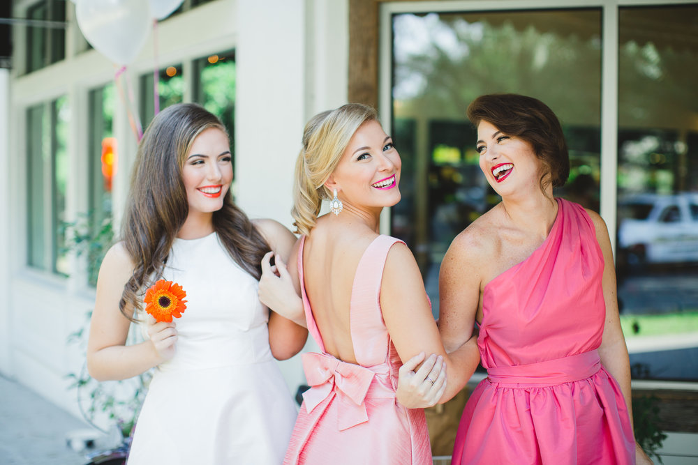 Photography from Summer Bridal Luncheon featured in Savannah Soiree: Volume 1