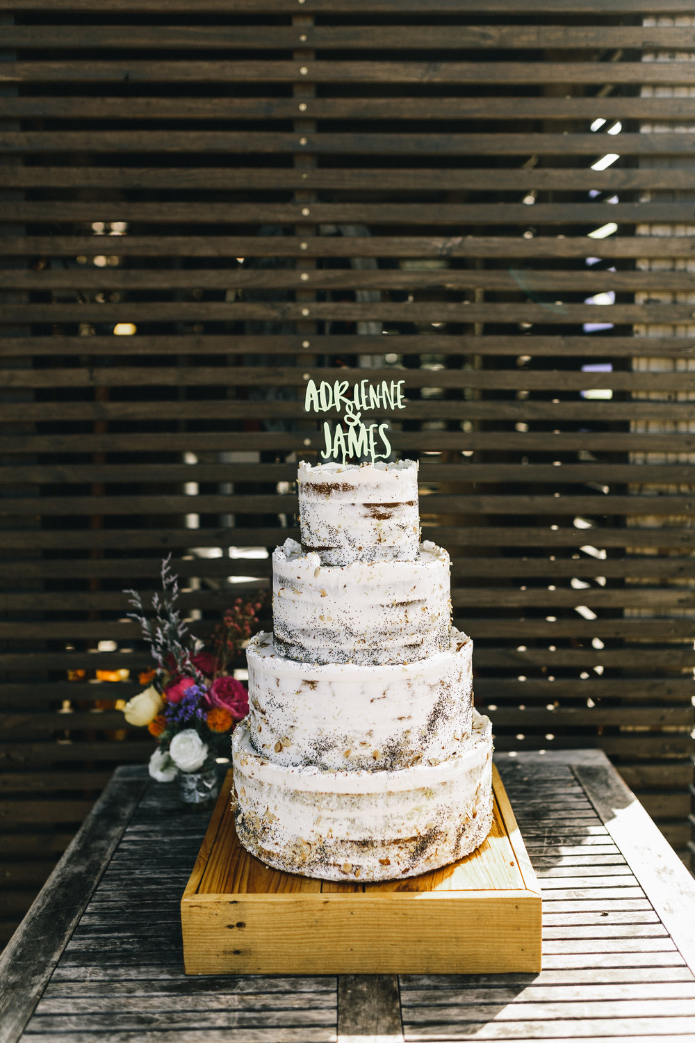 Cake by  A Squad Bake Shop , Photography by  Mackensey Alexander Photography