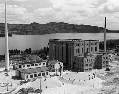 Chalk River Laboratories, 1945