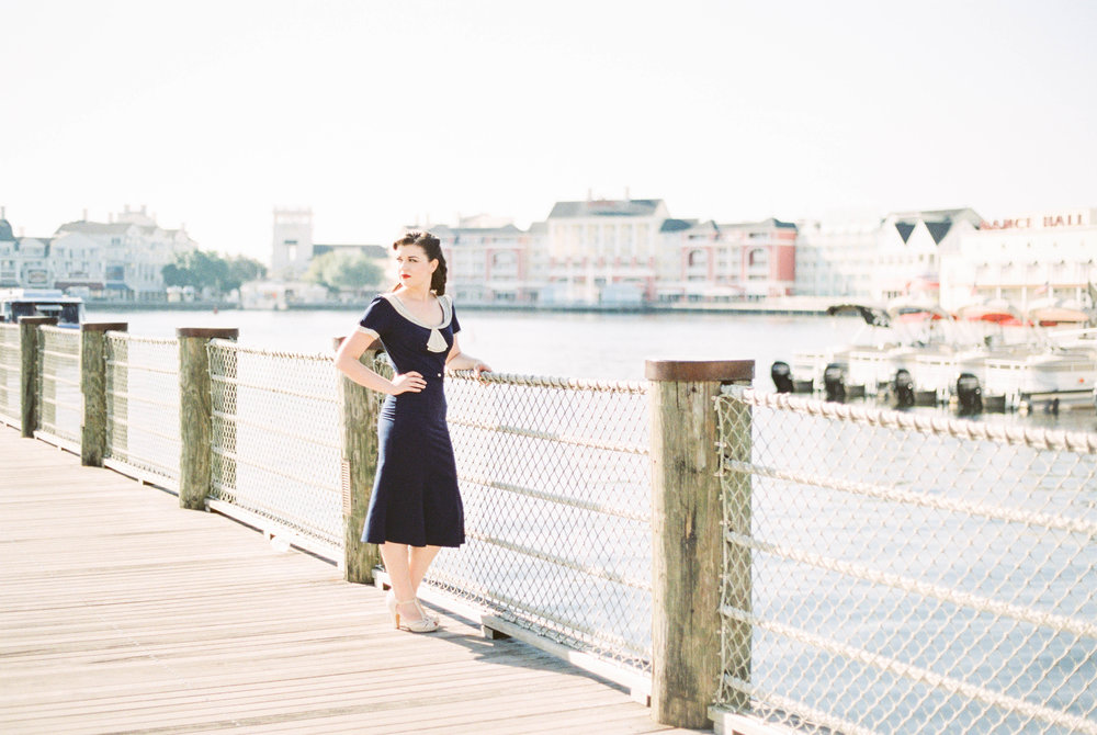 Emily - The Vintage Beauty at Disney Boardwalk & Springs