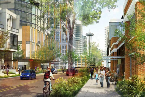 South Lake Union concept art, from Studio 216.