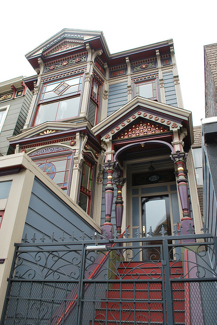 "San Francisco: Great character and ""integrity""—but a city we want to mimic? Photo by  Andrew Napier ."