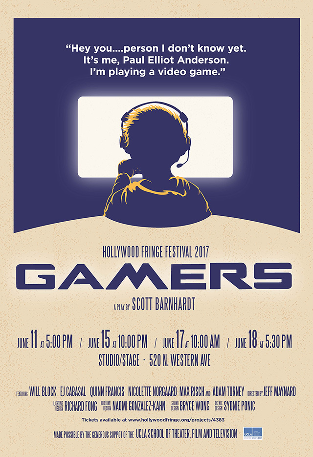 Gamers Poster