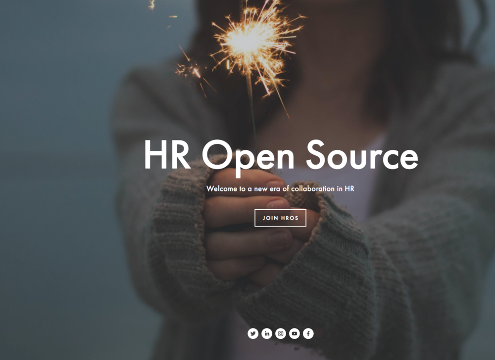 Join HR Open Source