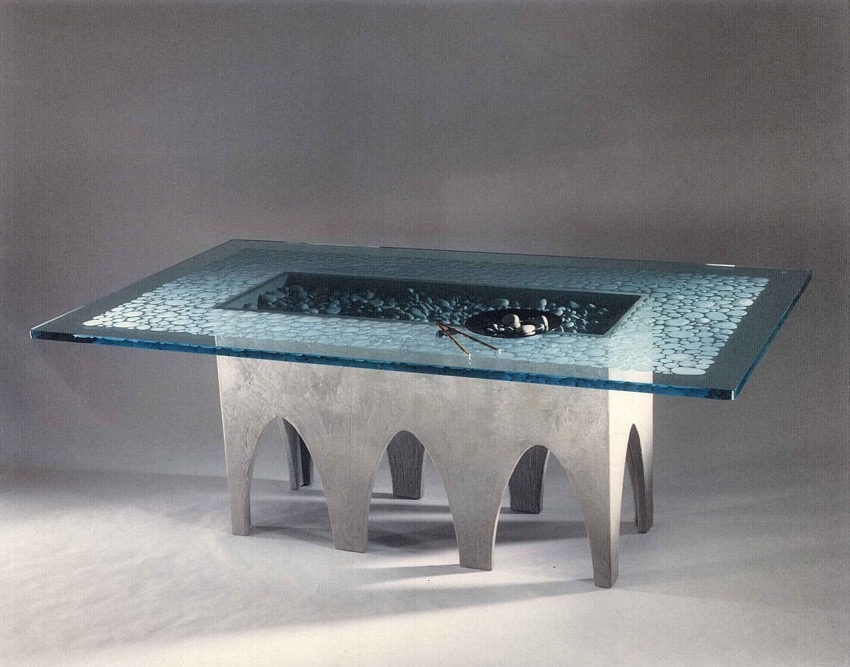 Indonesian Pebble Dining Table.jpg