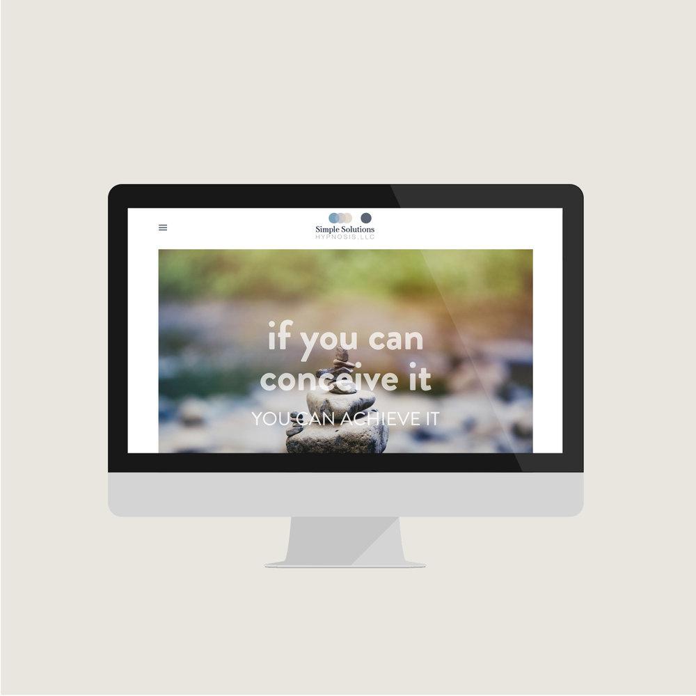Hypnosis Seattle Website Designer