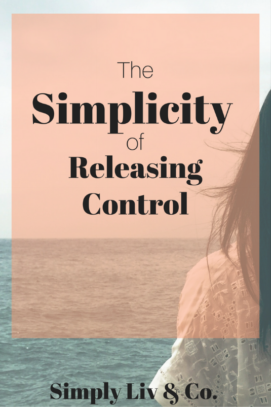 Life often feels like a struggle between having big dreams and being stuck in the everyday motions, but does it have to be that way? Learn why releasing control of the unknown can be a good thing.