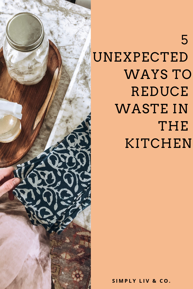 Kitchens are one of the most wasteful areas of most rooms, but you might be surprised at how simple it is to start reducing your trash, even with kids in the house.
