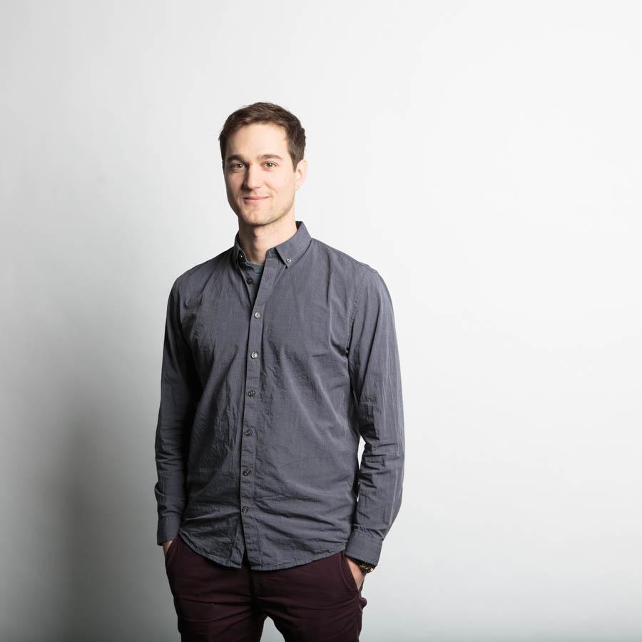 Eric Wichman - bio photo