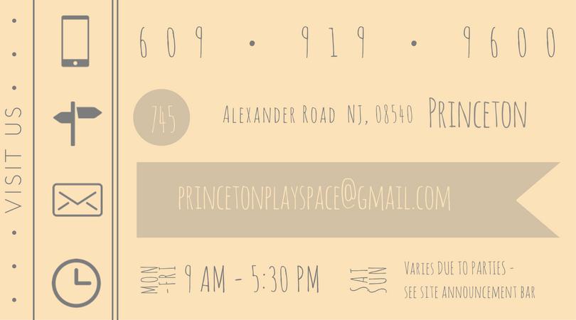 Princeton Playspace Visit Us