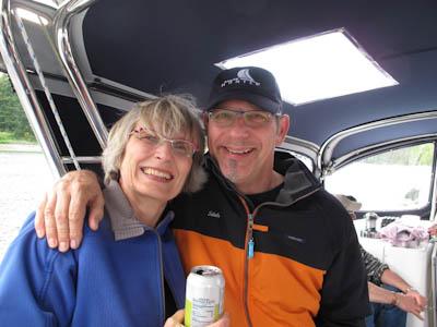 Stuart Scadron-Wattles   Comms Officer & Webmaster    Linda Scadron-Wattles   Member Since 2010  Blog