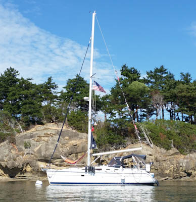 Salish Mermaid 2007 H36  Home Port:  Des Moines