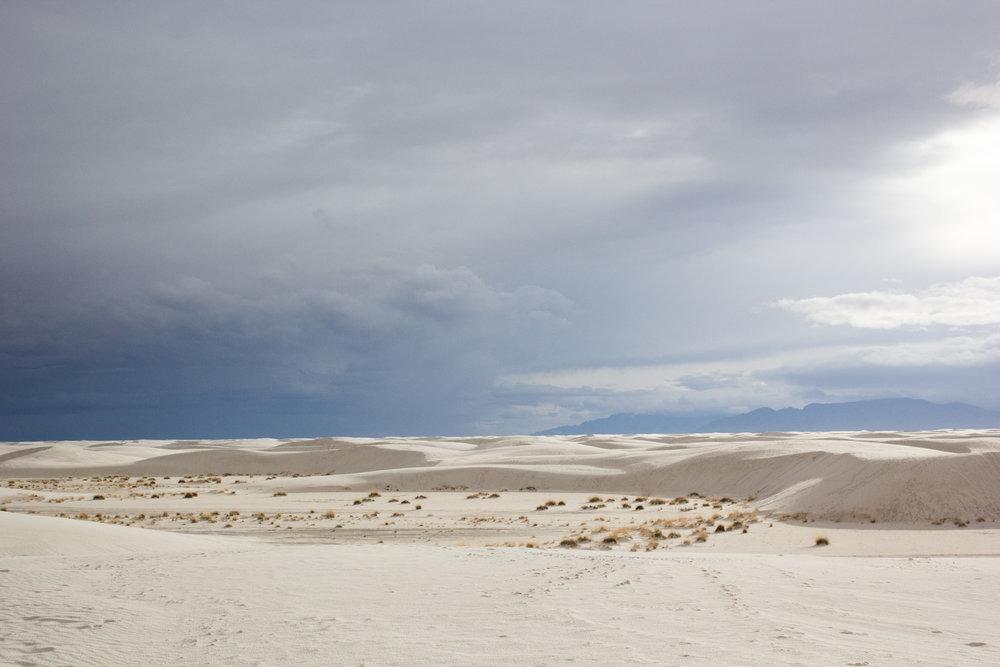 White Sands, NM, USA