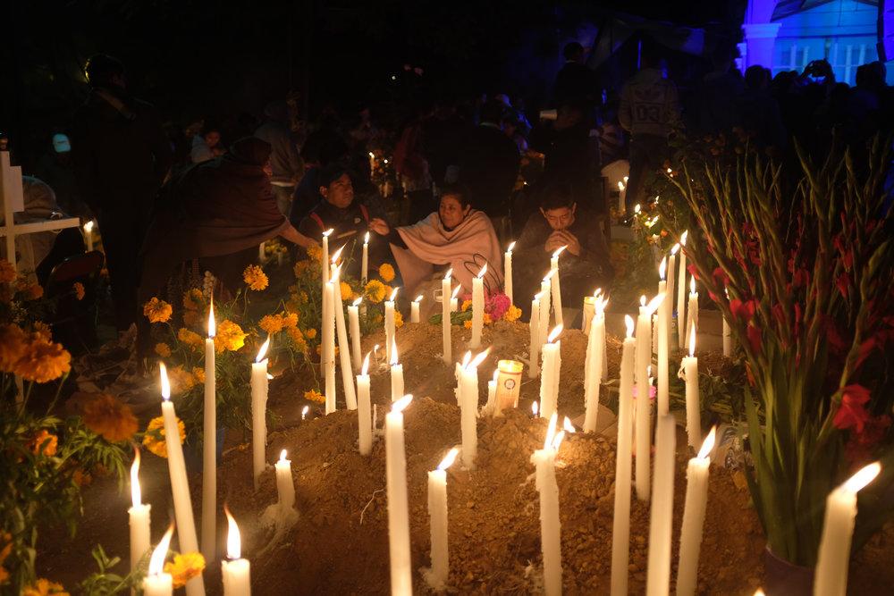 Dia De Los Muertos, Oaxaca, Mexico
