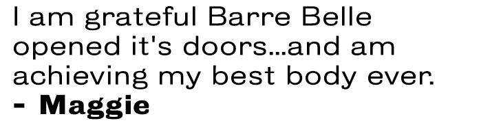 barrebelle Best Body