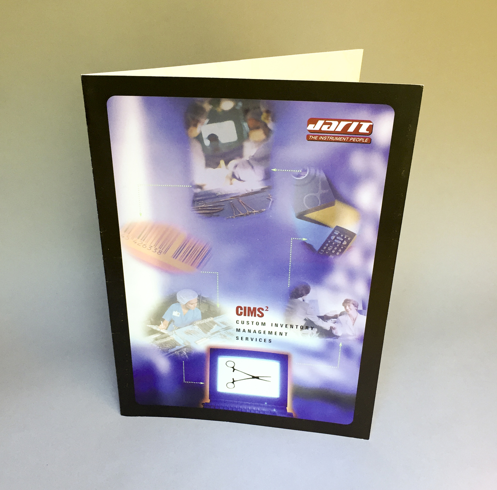 Jarit Surgical Instruments:  Product line brochure