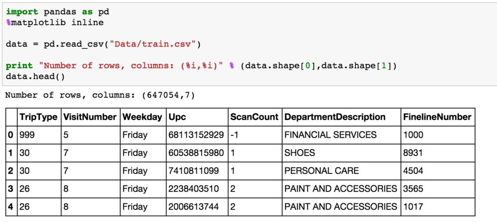 MATLAB/python data import