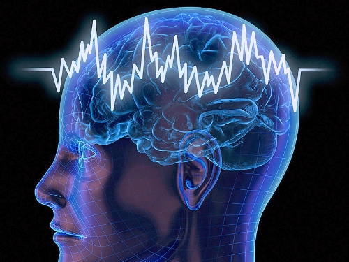 Human Brain waves, EEG