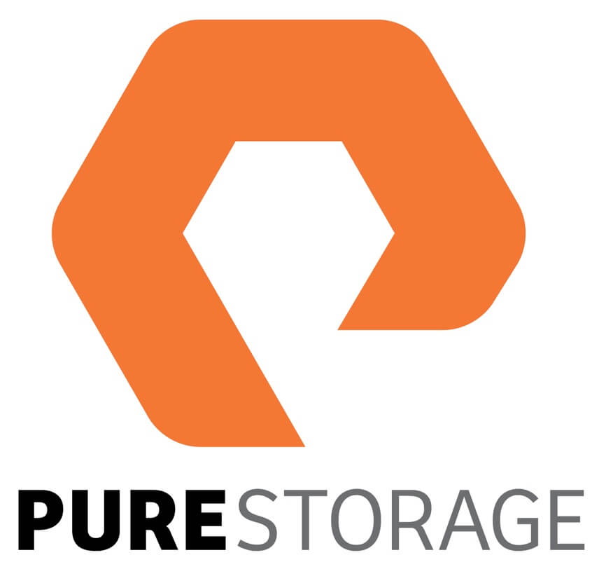 Pure Storage Logo SFL Scientific Partners Artificial Intelligence