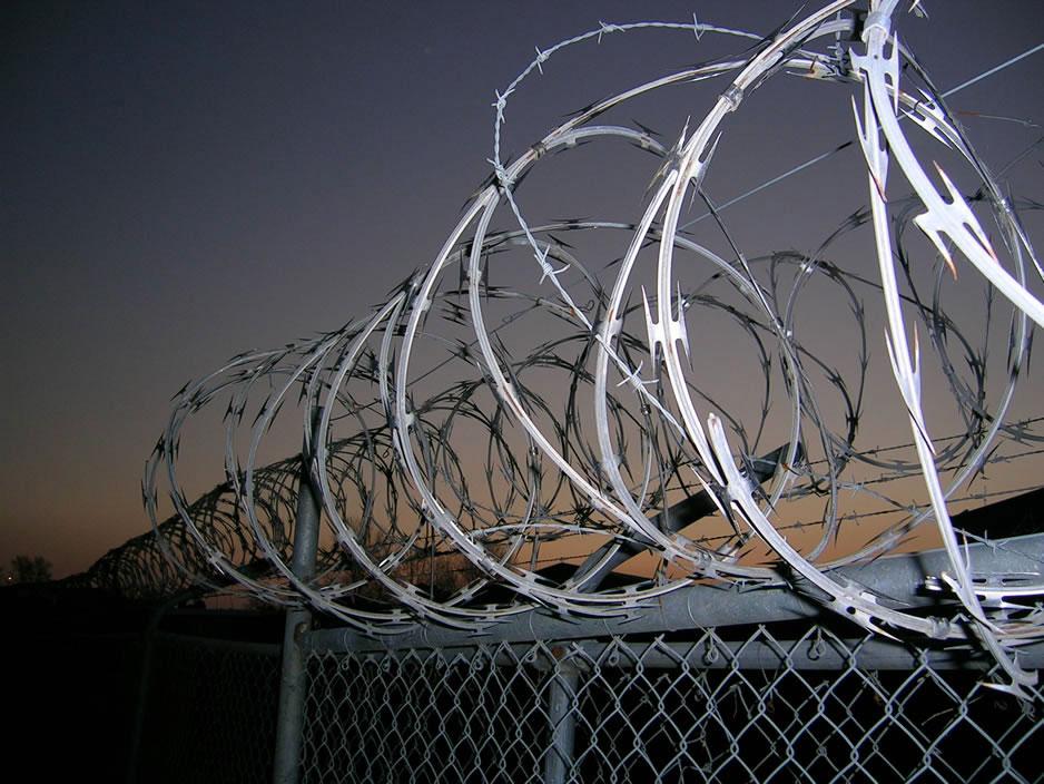 ArmourBarb Razor Wire Tape — Hampden Fence