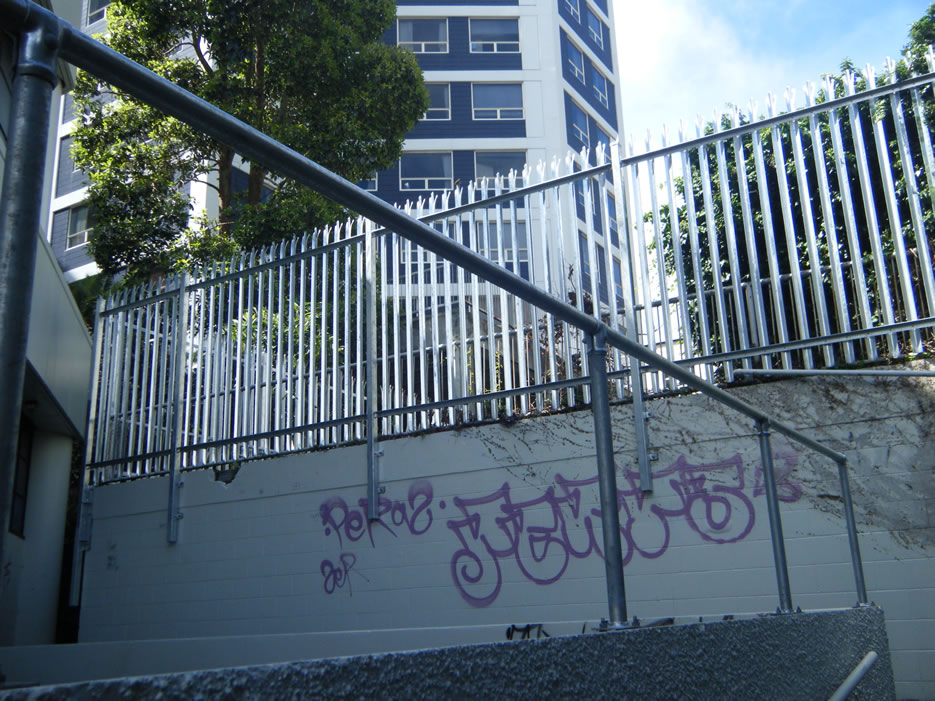 ArmourFence Palisade Security Fencing Queen Street .jpg