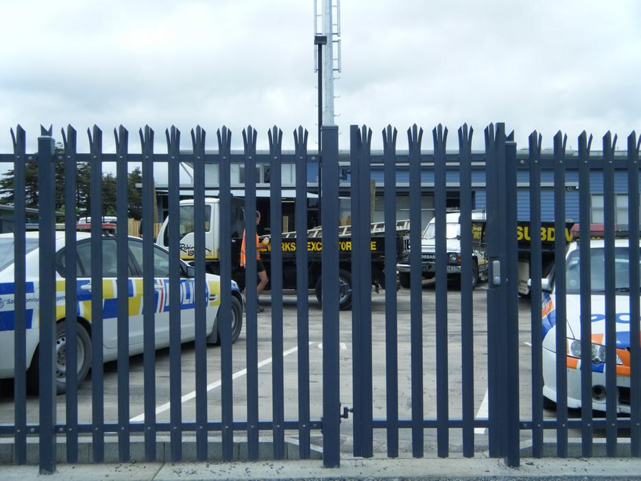 Palisade Security Fencing Kerkeri Police Station.jpg