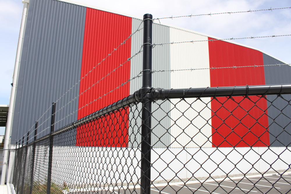 Pipe & Mesh Chainlink Fencing