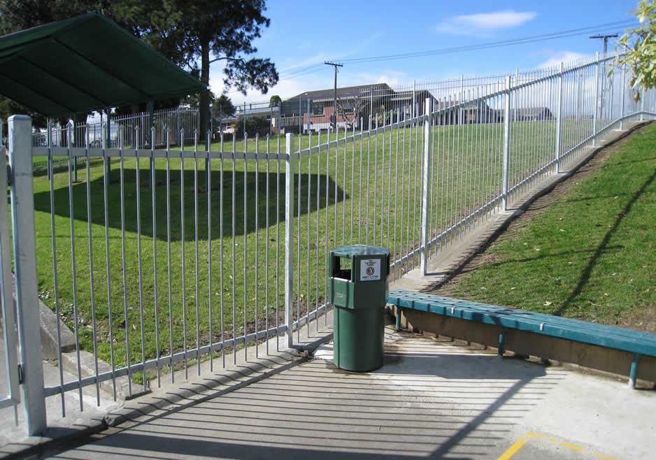 Papakura Central School Fence.jpg