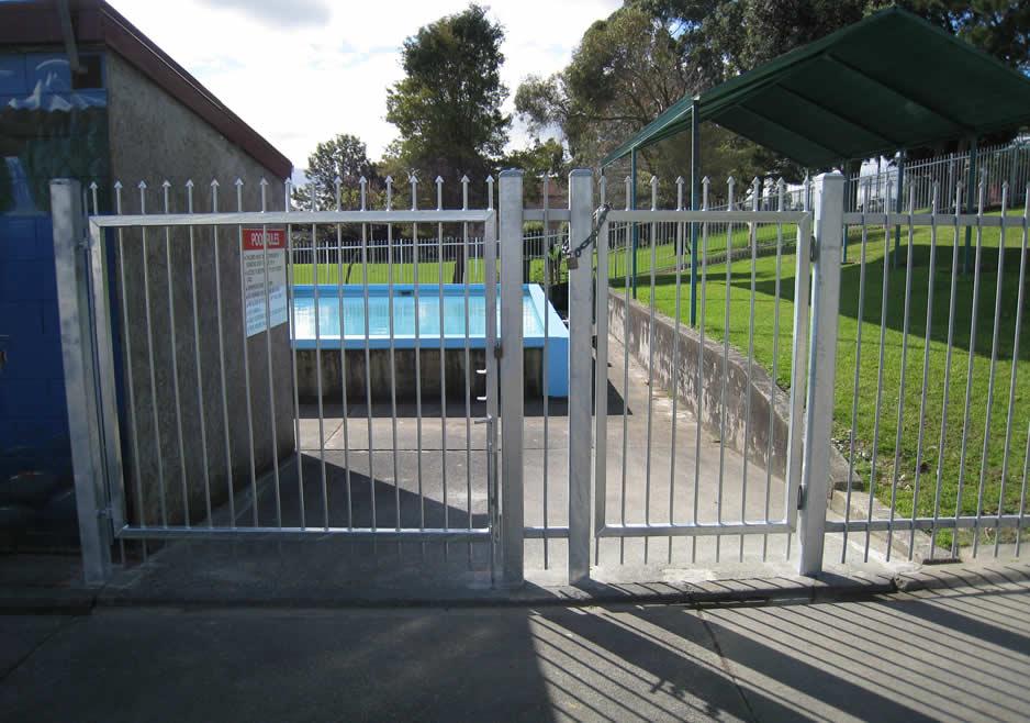 Papakura Central School Pool Gate.jpg