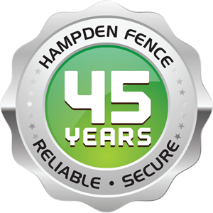 HAMPDEN FENCE IS NEW ZEALAND'S LARGEST AND MOST COMPETENT FENCE AND GATE SALES AND INSTALLATION COMPANY WITH OVER 45 YEARS SERVICING LOCAL PROPERTY OWNERS. OUR HIGHLY EXPERIENCED TEAM HAS BEEN INVOLVED WITH ALMOST EVERY KIND OF FENCING AND GATE PROJECT IMAGINABLE, AND WE PRIDE OURSELVES ON THE QUALITY OF OUR PRODUCT, WORKMANSHIP, AND THE SERVICE THAT WE PROVIDE OUR CUSTOMERS. pLEASE CLICK ON THE ANIMATED VIDEO TO YOUR LEFT TO LEARN MORE ABOUT HOW HAMPDEN FENCE CAN ADD VALUE TO YOUR NEXT FENCE OR GATE PROJECT.