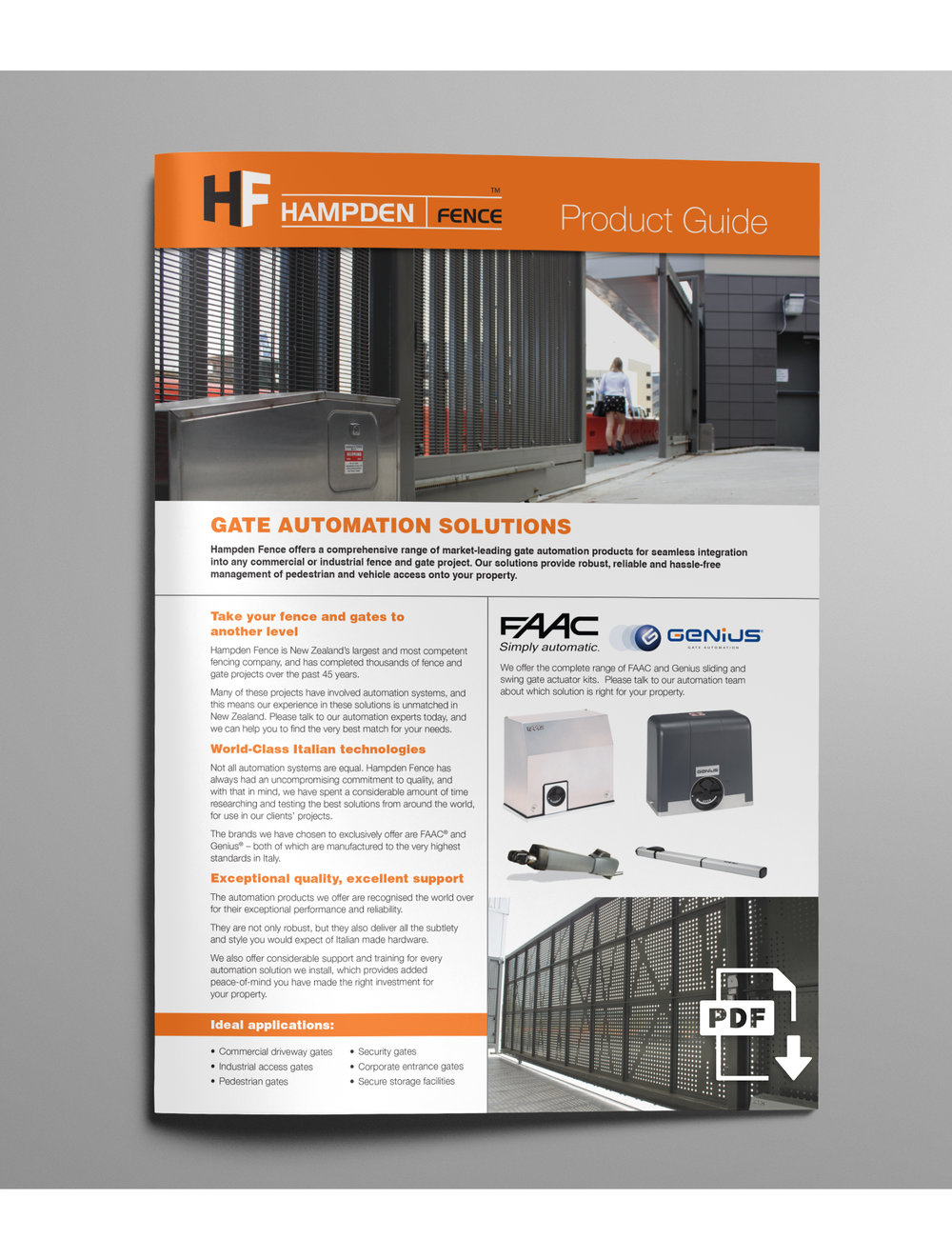 GATE AUTOMATION SOLUTIONS