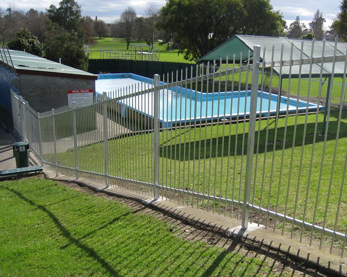 PAPAKURA CENTRAL SCHOOL POOL ENCLOSURE SECURITY FENCING