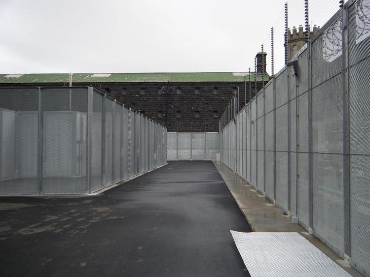 Prison Security Fencing