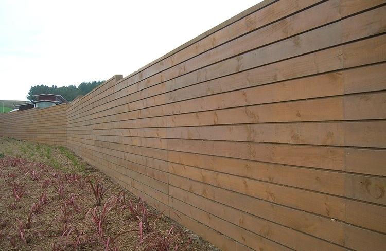 Custom Timber Fencing