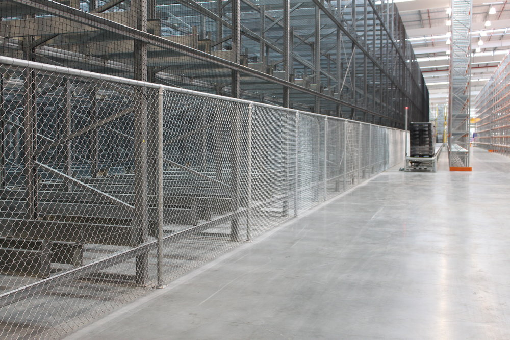 SISTEMA, IHUMATAO ROAD - INTERNAL SAFETY FENCING