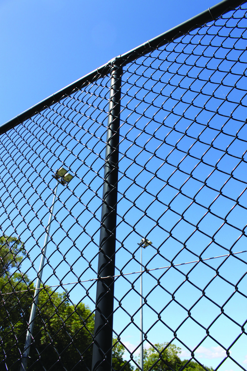 Pipe Mesh Chainlink Fencing Hampden Fence