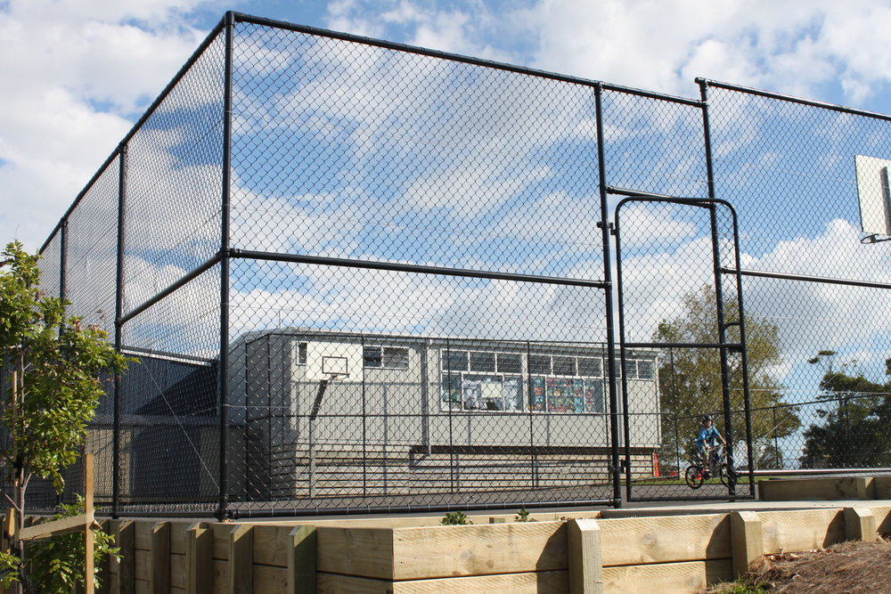 Court Fencing