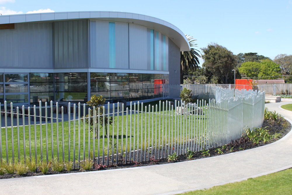 Parks and Recreational Fencing