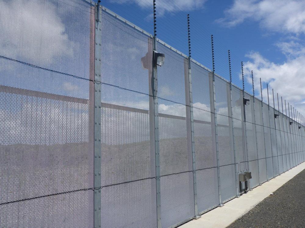 Expamet Expanded Mesh — Hampden Fence